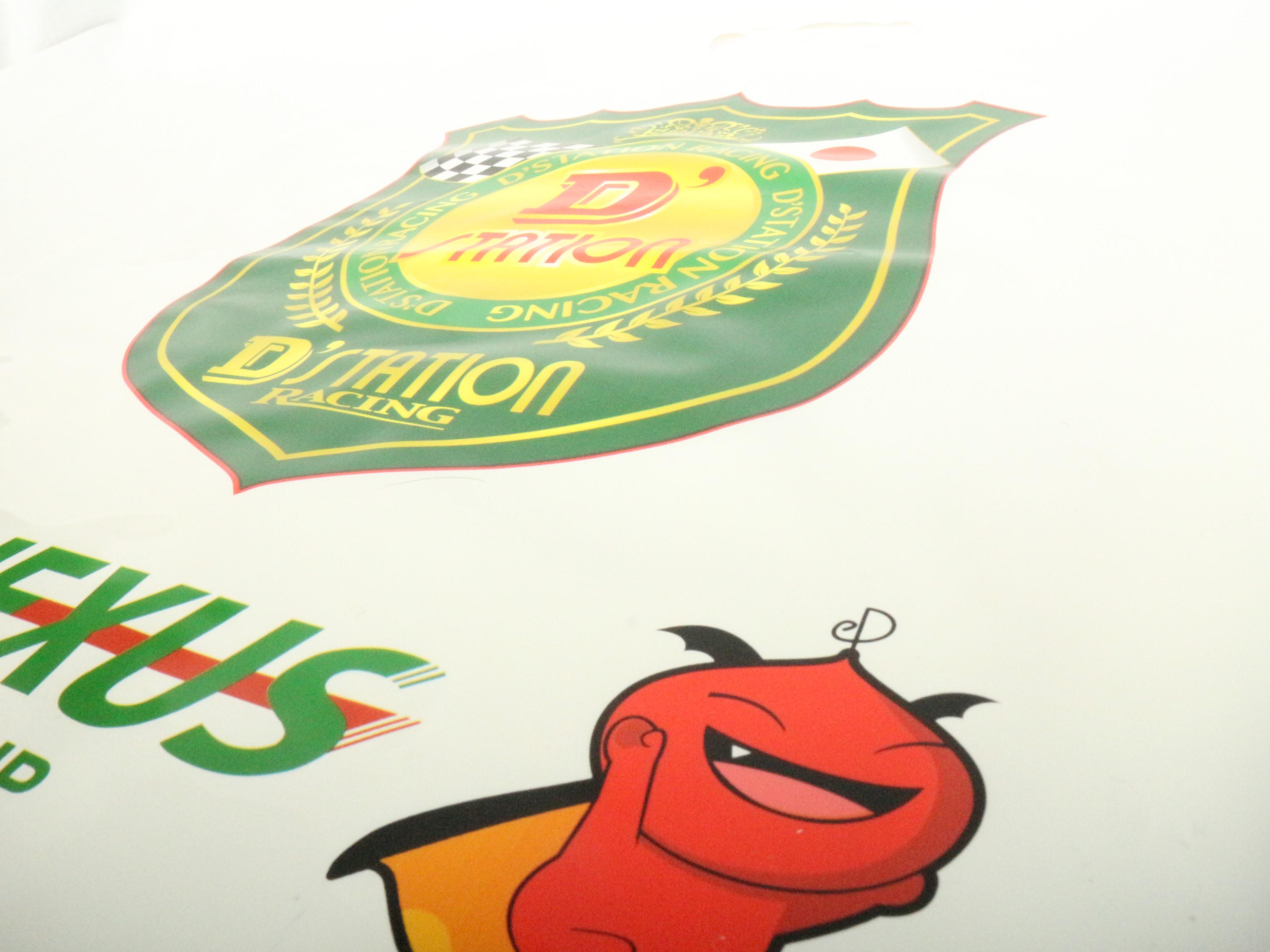 様々なアミューズメント施設を展開されている会社様のオリジナルポリ袋