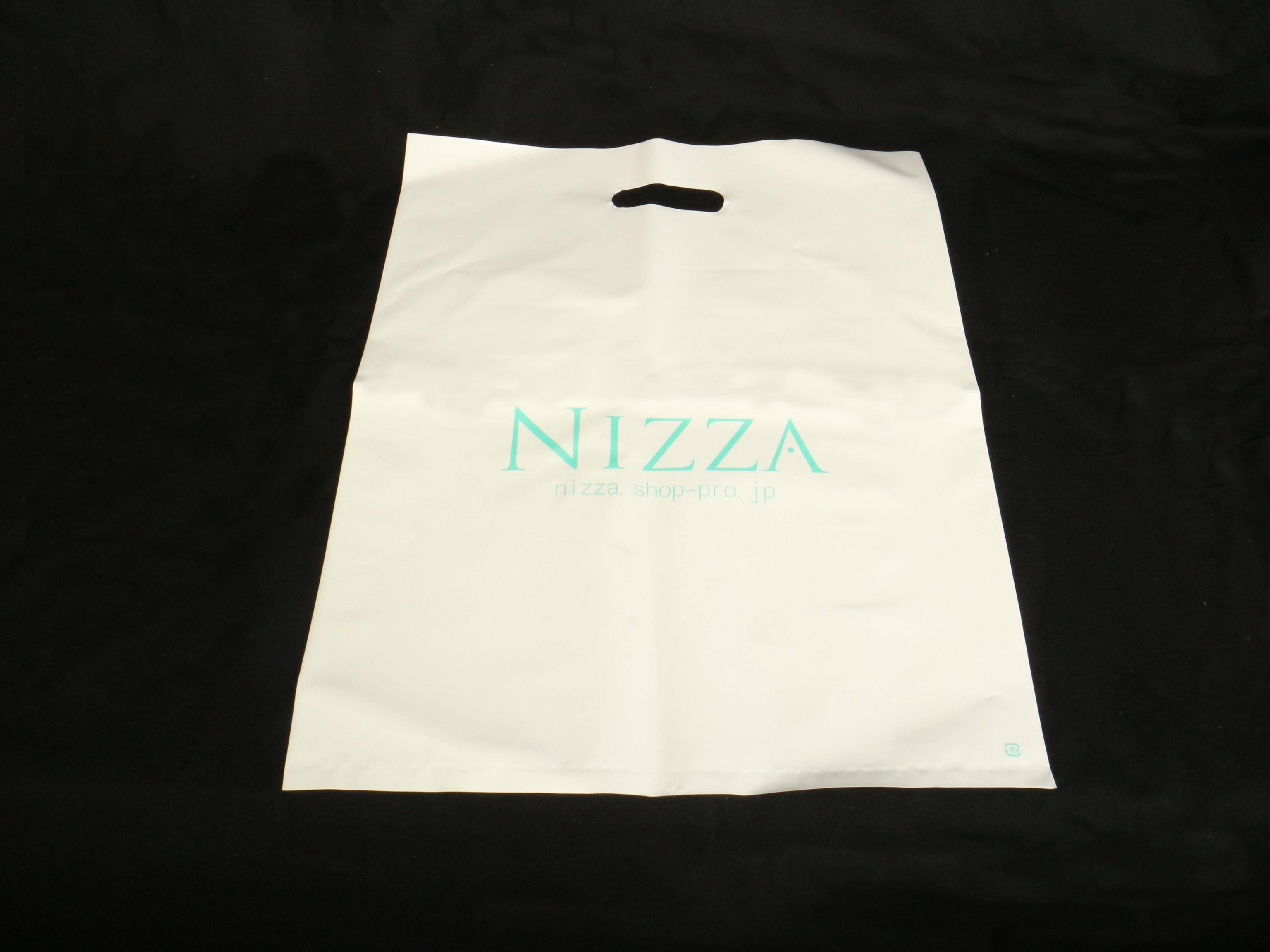 熊本のアパレルショップのオリジナルショッパーバッグ
