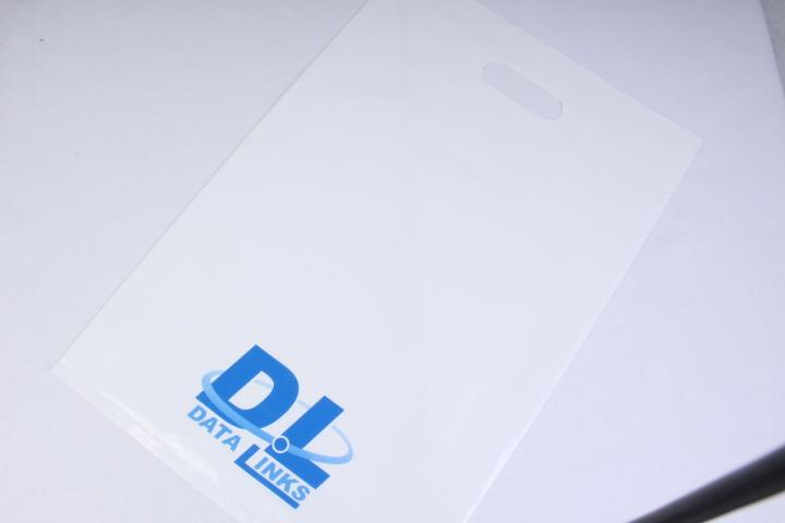 ITシステム企業様の展示会用オリジナルポリ袋