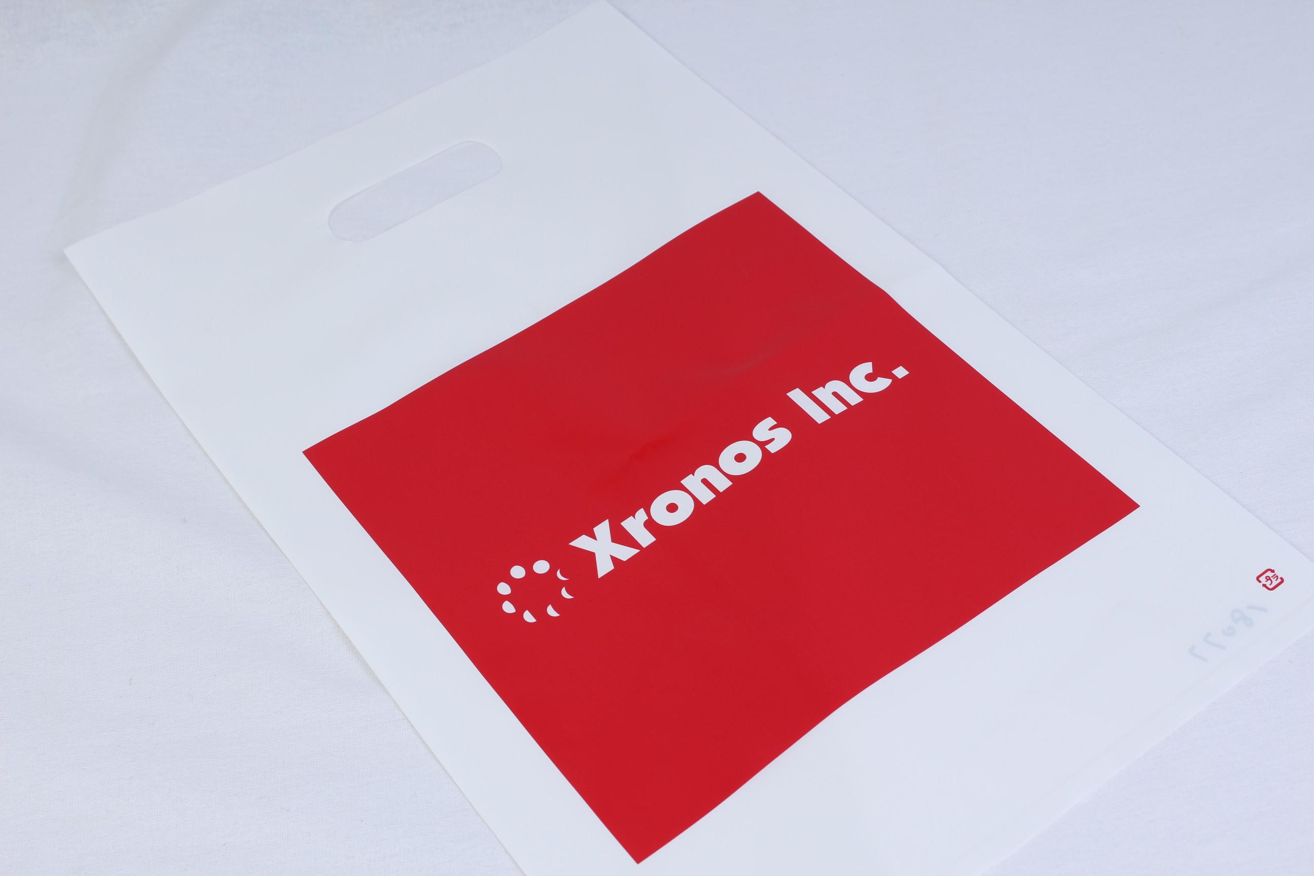 WEBシステム、モバイルアプリ開発を行っておられます企業様オリジナルポリ袋