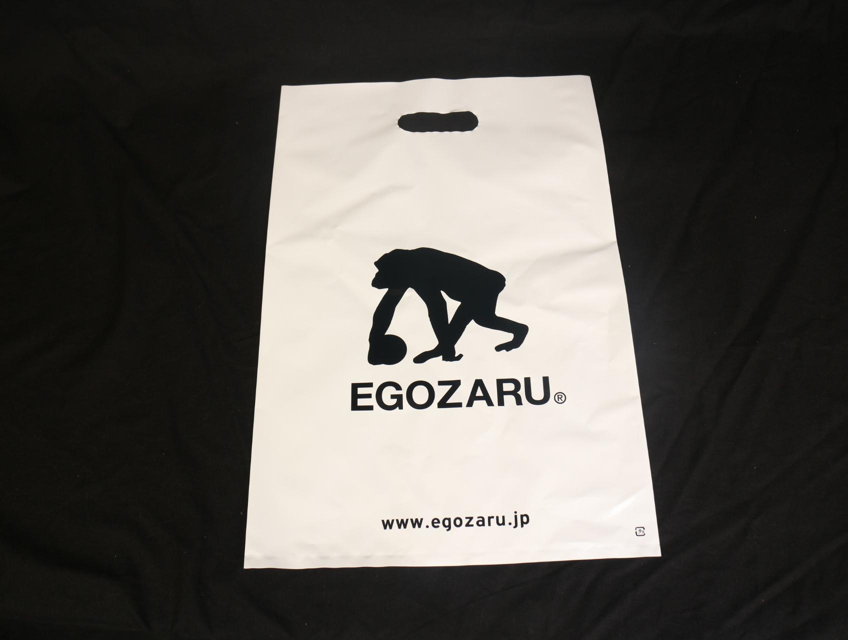 バスケットボールウエアを販売されているブランド様のオリジナルポリ袋