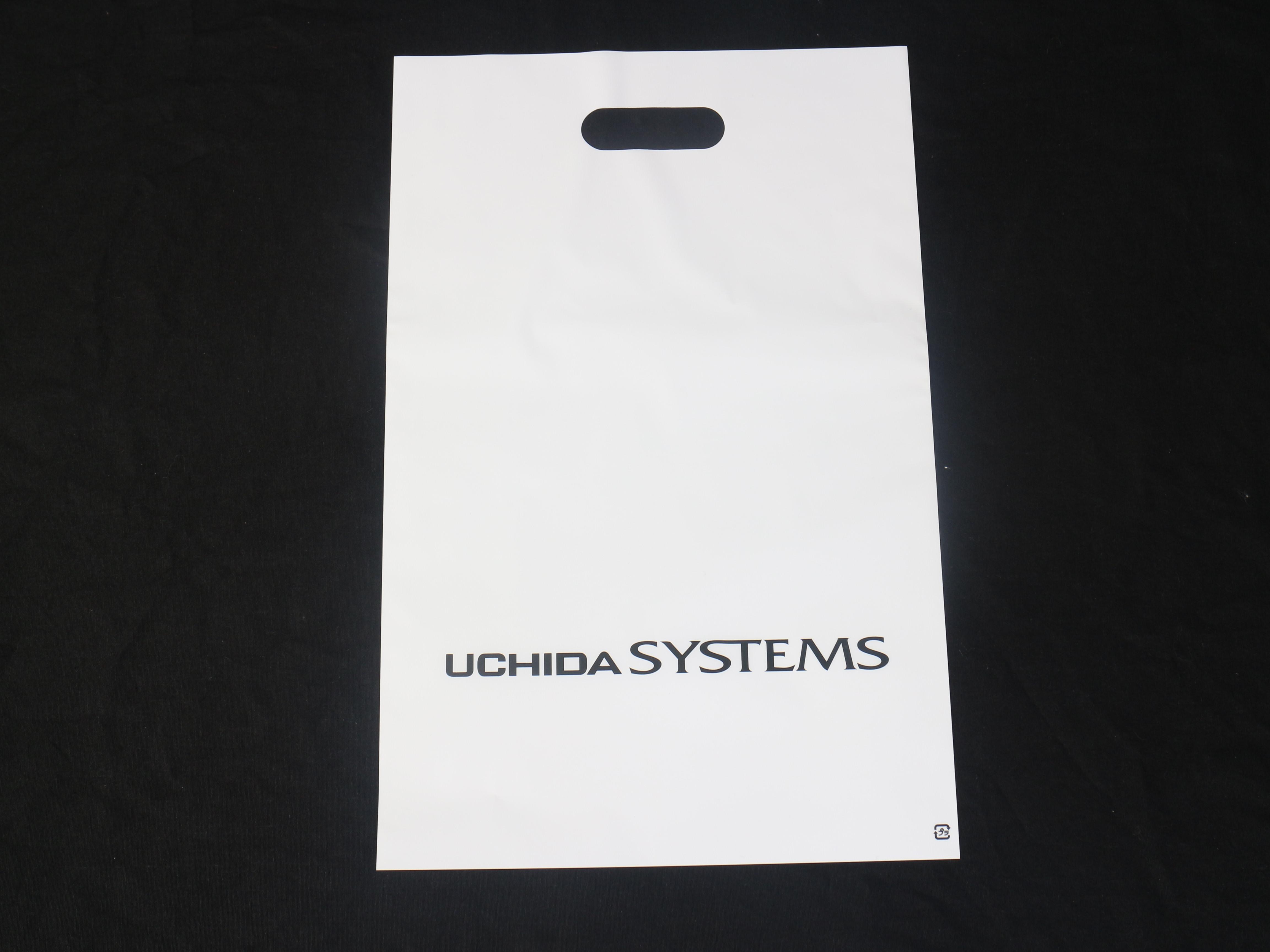 空間デザインとICTをご提案されています会社様のオリジナルポリ袋
