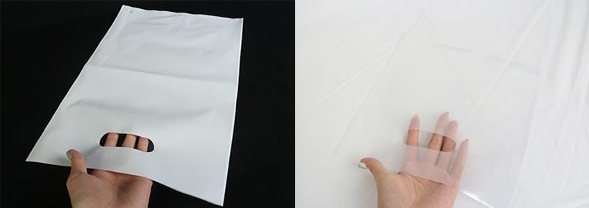 乳白と透明の違い