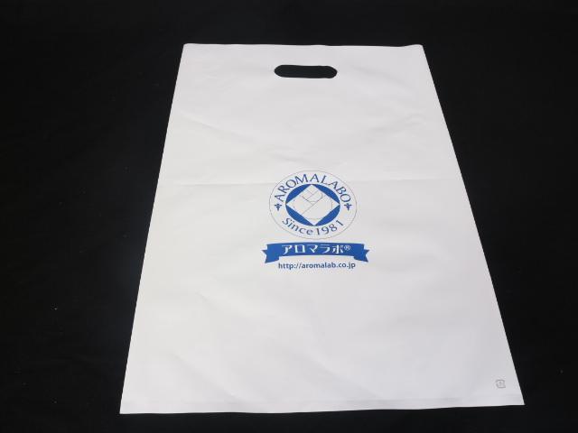 アロマやハーブのスペシャリストを育成する講座やアロマ商品を扱われている会社様のポリ袋